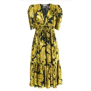 NWT Ulla Johnson Loretta Tiered dress